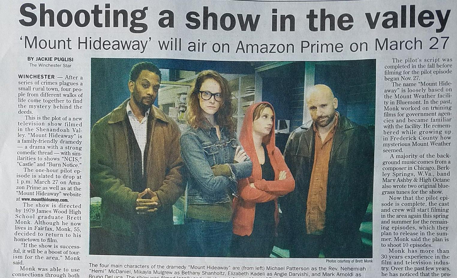 Winchester Star Newspaper Coverage