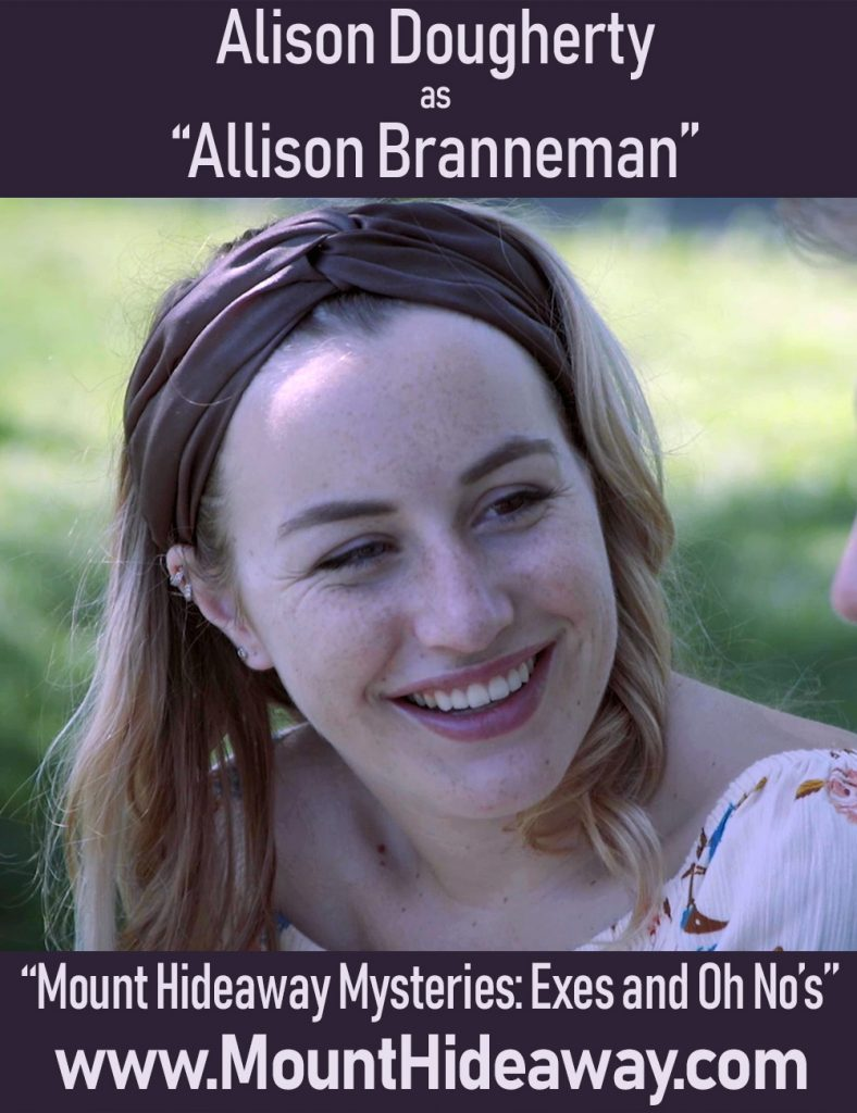 Alison Dougherty as Allison Branneman
