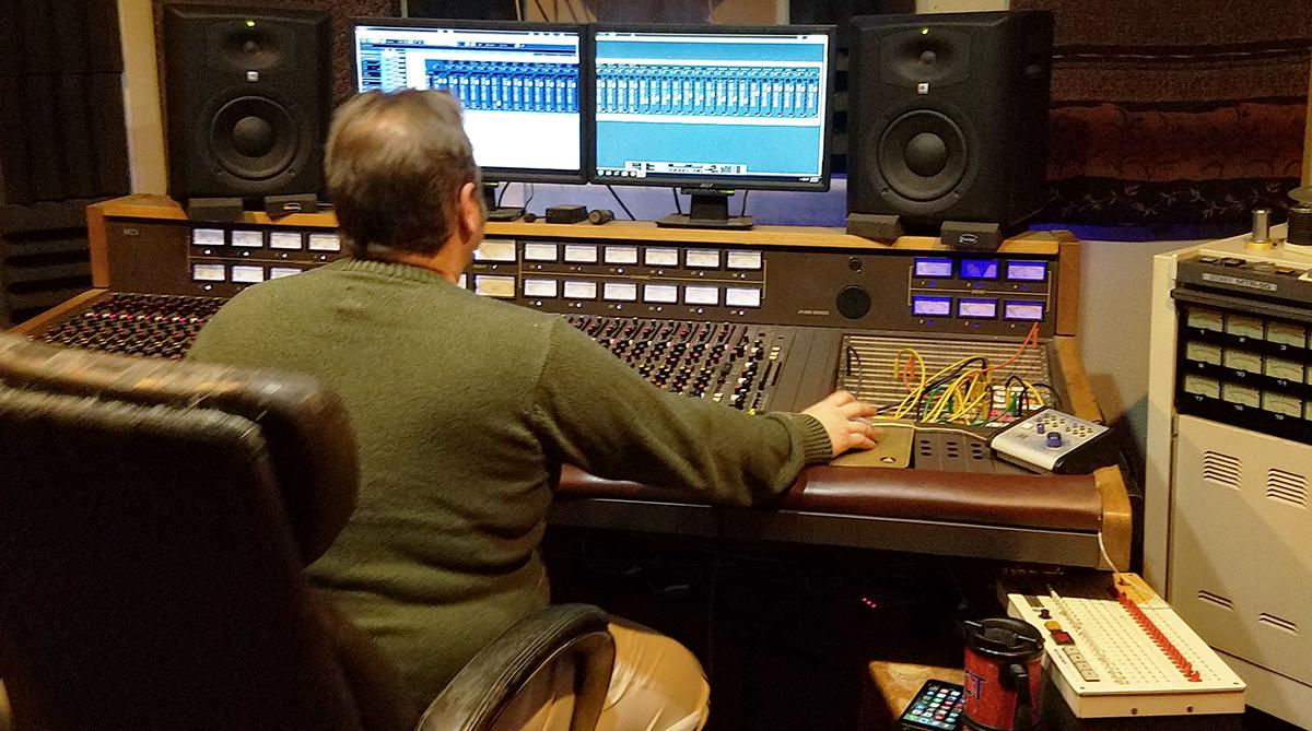 Echoes Recording Studio