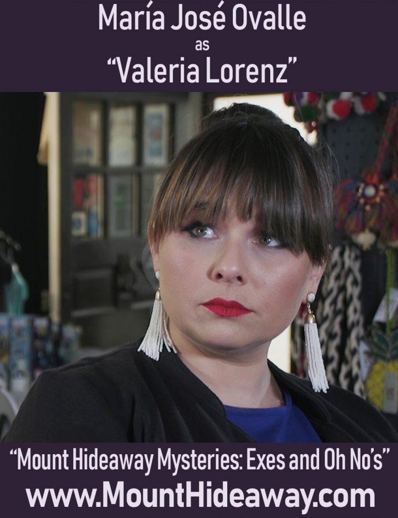 María José Ovalle as Val Lorenz