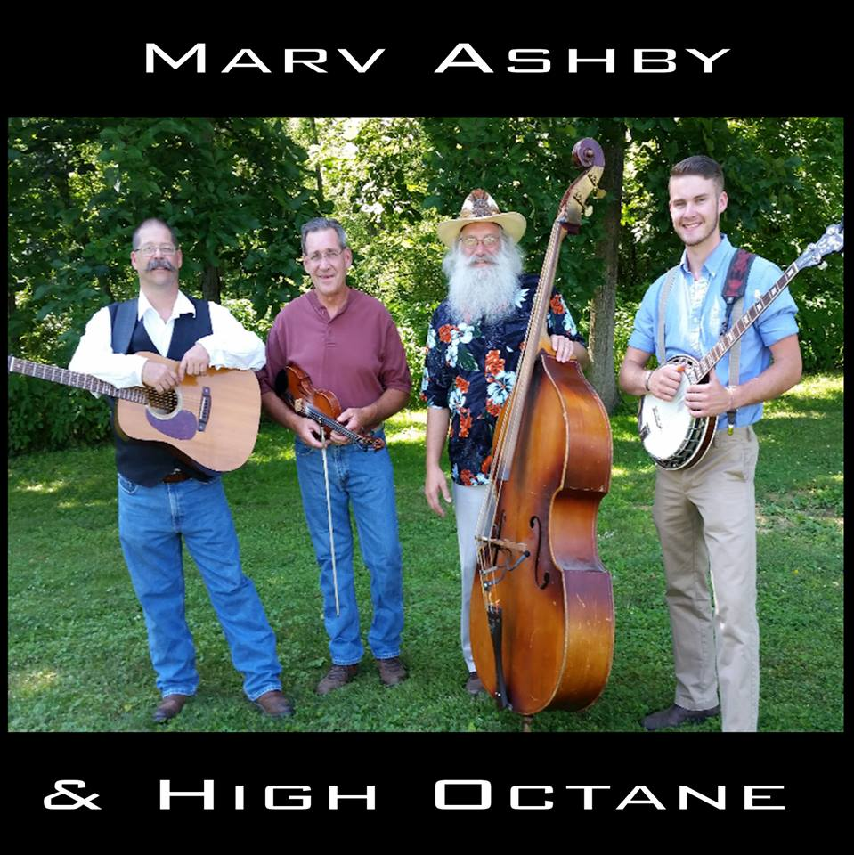 Marv Ashby and High Octane