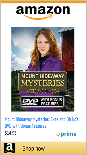 Mount Hideaway DVD on Amazon