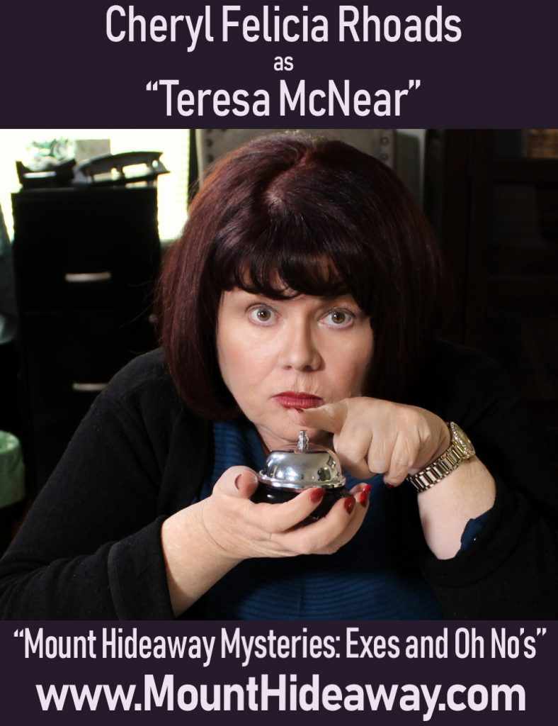 Cheryl Felicia Rhoads as Teresa McNear