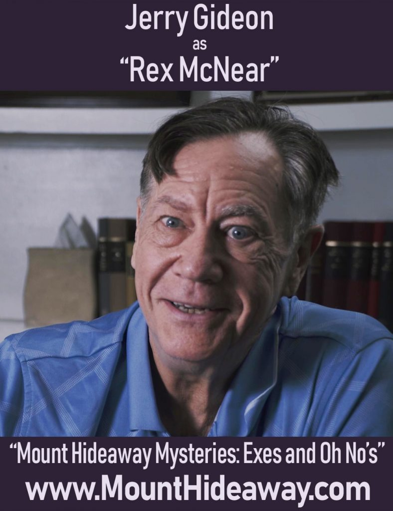 Jerry Gideon as Rex McNear