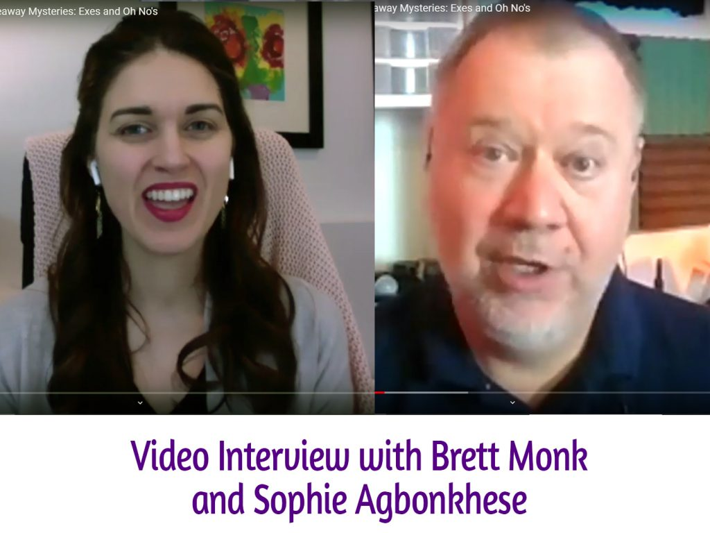 Interview with Brett Monk and Sophie Agbonkhese
